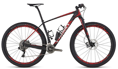 2016 specialized S-WORKS Stumpjumper 29er Bike