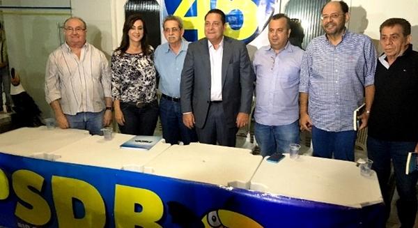PSDB decide hoje se apoia Robinson Faria ou Carlos Eduardo