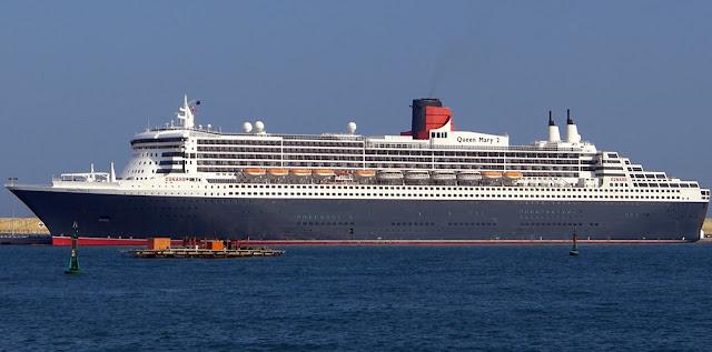 Queen Mary em Long Beach