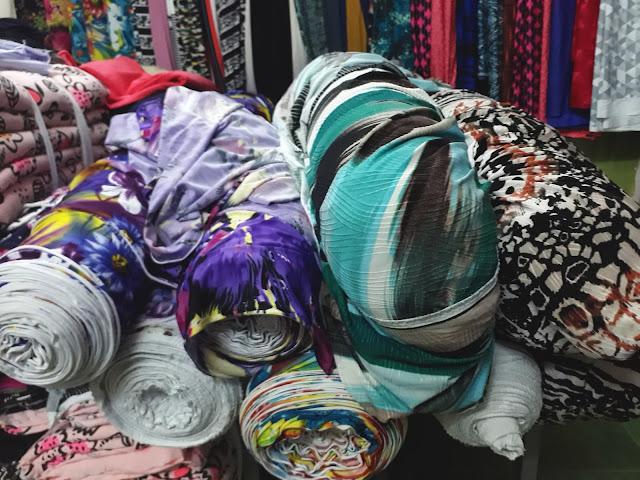 Thu mua vải KCN Bến Cát