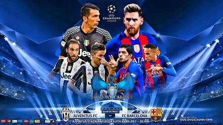 Assistir Juventus x Barcelona ao vivo Grátis em HD 19/04/2017