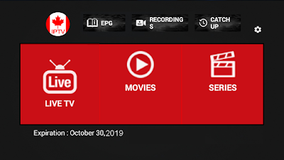 NEW  IPTV APK: FOR ALL DEVICES WORLD TV / SPORTS / VOD & TV SERIES 2019