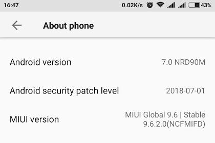Cara Check UBL ( Unlock Boot Loader) Xiaomi
