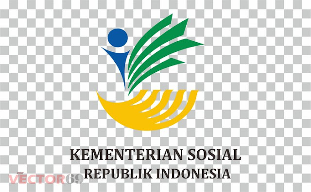 Logo Kementerian Sosial (Kemensos) Indonesia - Download Vector File PNG (Portable Network Graphics)