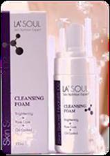 La'Soul Cleansing Foam