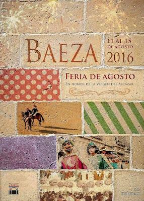 Feria de Baeza 2016 - Cristóbal Tornero