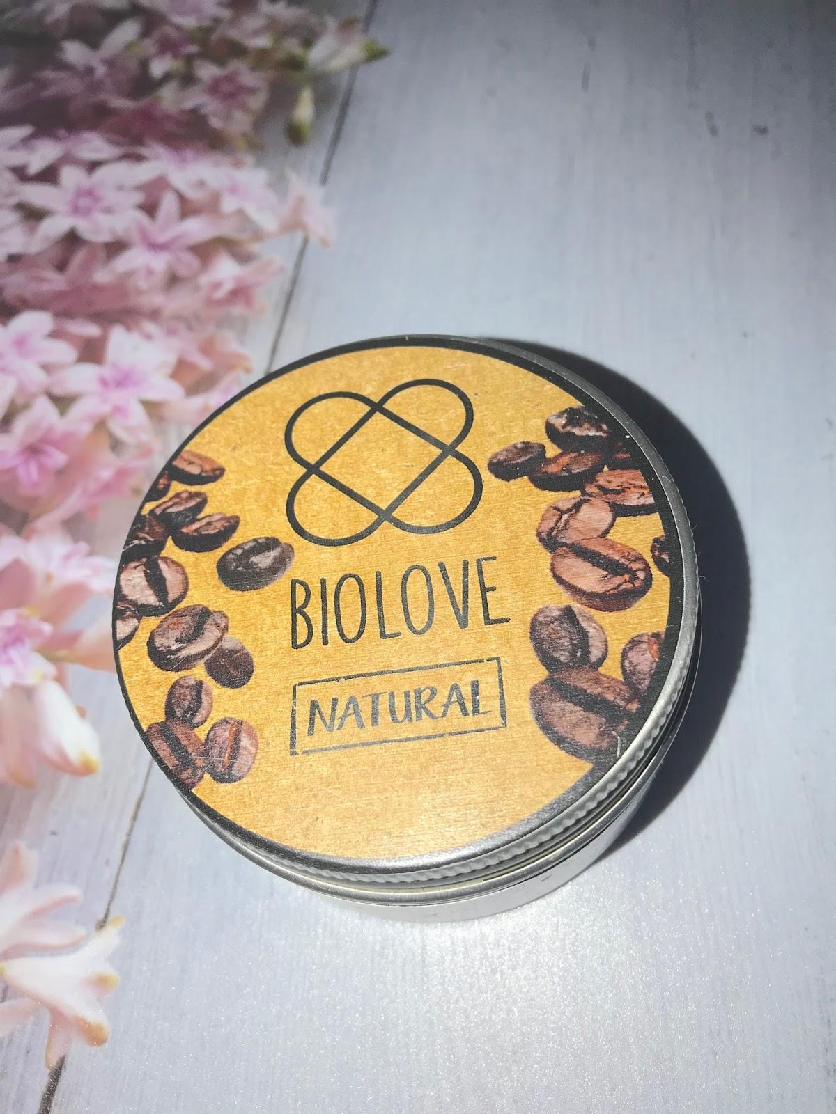 Biolove Peeling do ciała kawowy / Marka własna Kontigo