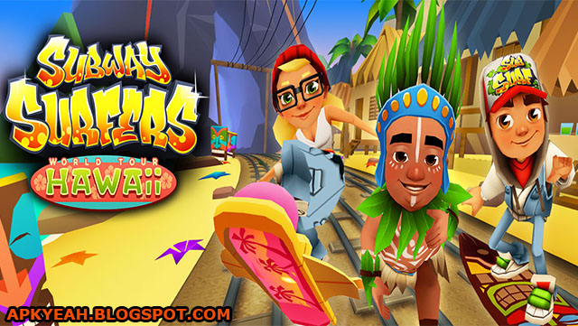 download game subway surfers mod apk hawaii