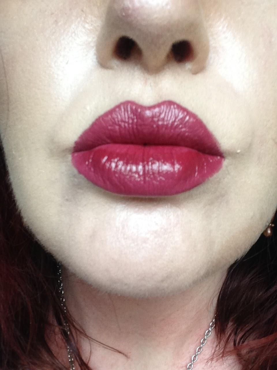 Beauty Junkie I E Caby Mac Eye Shadow: I Am THE Makeup Junkie: Review: RealHer Lipsticks