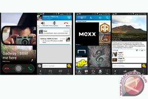 Tambah Canggih BBM Untuk Android Bisa Dipakai Menelepon