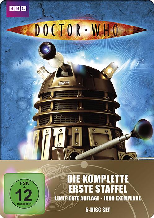 Dr.Who Staffel 1