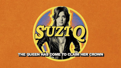 """ItsNotYouItsMe """"Back To The Future"""" Edition Salutes Pioneer Rockess Suzi Quatro In A New Documentary Featuring Debbie Harry"""