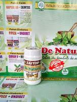ZAITOP Obat Herbal Nyeri BAB (Susah Buang Air Besar) Dan Wasir Berdarah Asli Dari De Nature