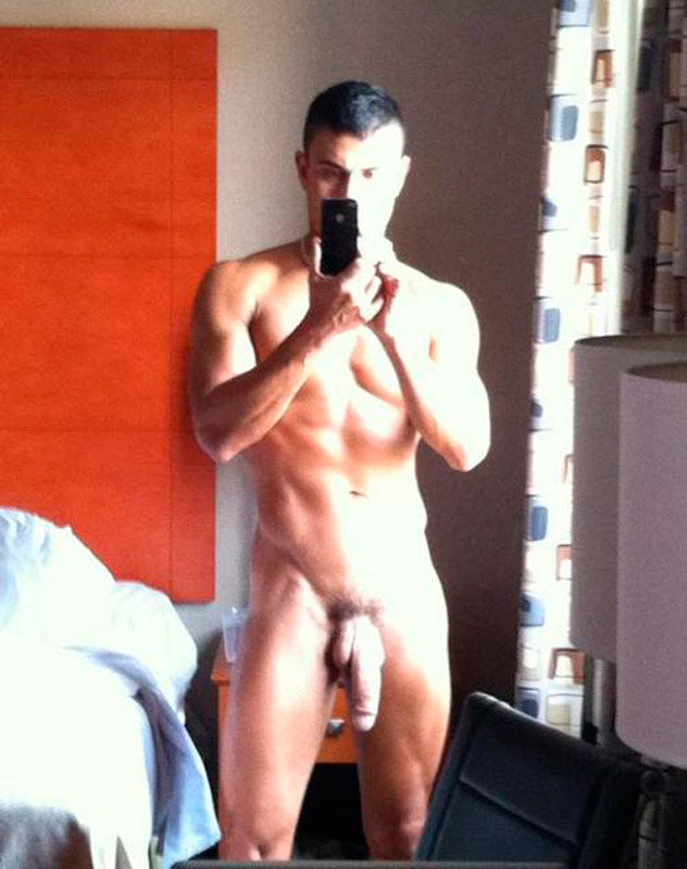 Guys with Iphone naked