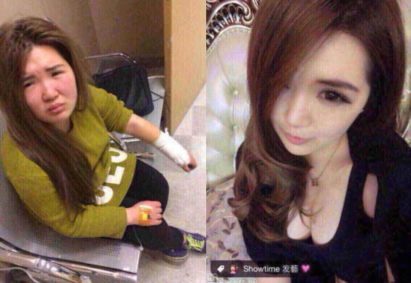 Man Spends Thousands To Meet  Online Girlfriend, Then Beats Her Upon Seeing In Person