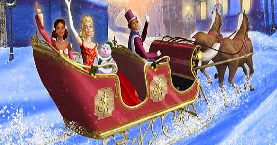 Watch Barbie in a Christmas Carol (2008) Movie Online For Free in English Full Length-Free ...