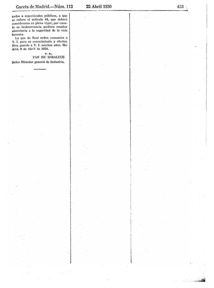 reglamento instalaciones electricas receptoras 1930 - 07