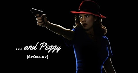 [SPOILERY] ... and Peggy!
