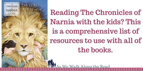 Chronicles of Narnia resource list