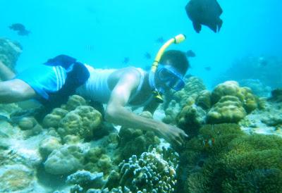 objek wisata bawah laut sabang
