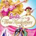 Barbie and the Three Musketeers (2009) DVDRip 480p Dual Audio [Hindi-English] ESub