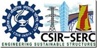Structural Engineering Research Centre (CSIR-SERC), Chennai