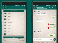 Kumpulan BBM Mod Whatsapp AR-BBM v5b Base v3.2.5.1 APK Clone+Unclone Terbaru