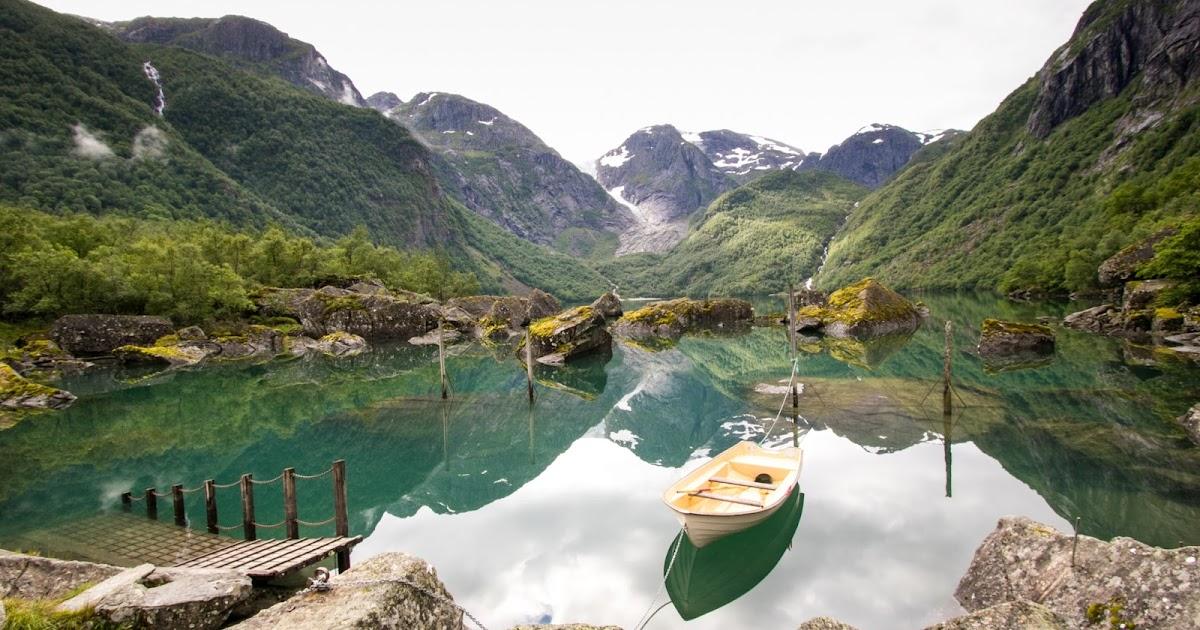 Norvegia on the road: fiordi del Sud, secondo giorno