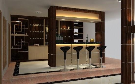 furniture  interior samarinda beberapa contoh desain minibar