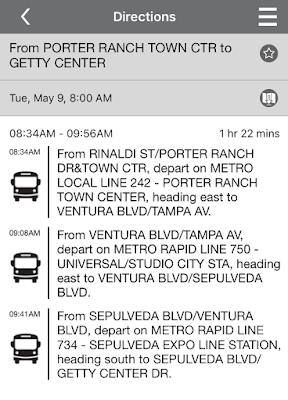 Go Metro App