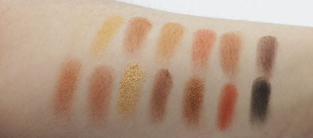 Paleta de sombras Jewel Collection Makeup Revolution
