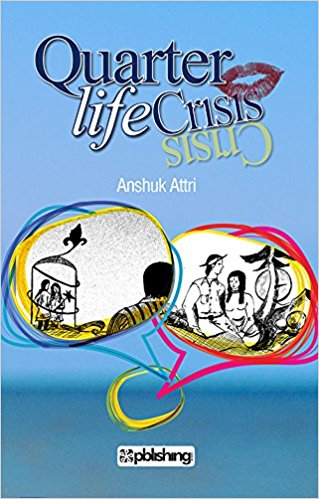Quarter Life Crisis Book Review Anshuk Attri images