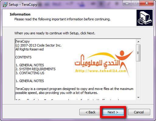 3 - [برنامج] برنامج تسريع نقل الملفات داخل الحاسوب بسرعة عالية جدا