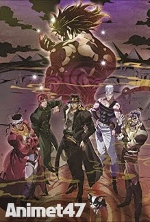 JoJo No Kimyou Na Bouken: Stardust Crusaders SS2 - JoJo's Bizarre Adventure: Stardust Crusaders SS2 2014 Poster