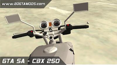 GTA SA - CBX 250 4