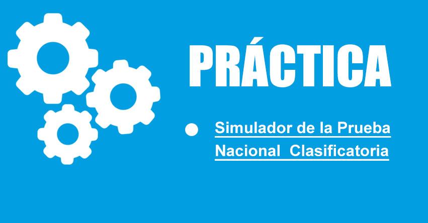 Cómo ingresar al Simulador de Examen para Concurso de Directores y Subdirectores: www.evaluaciondocente.perueduca.pe