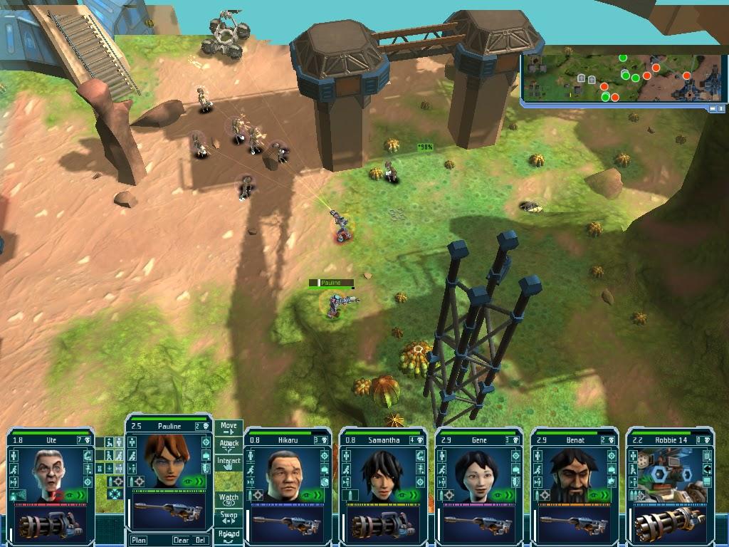 UFO: Afterlight - Terraformed Mars | The Best Games Ever