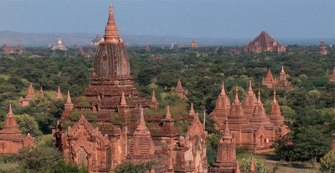 Lugar Recóndito, Bagan, Birmania o Myanmar 3