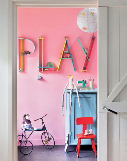 7 childrens rooms with lots of color 3