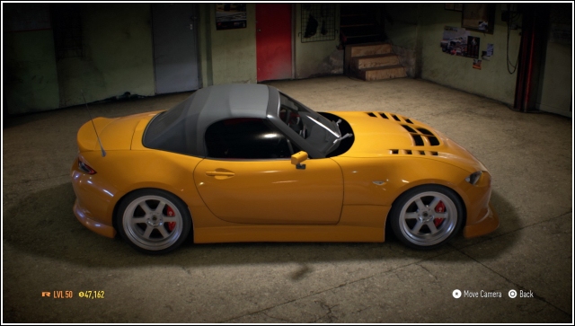 Need For Speed Mazda MX-5 ND5RC