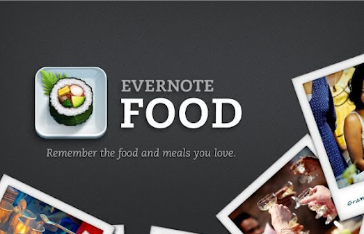 放棄美食版圖,Evernote Food下月正式下架