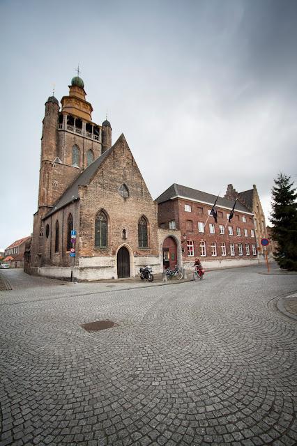 Jeruzalemkerk-Quartiere di Sant'Anna-Bruges