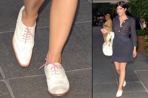 b193466d23 Provador Fashion  Moda Verão 2013 Tendências Sapatos Brancos