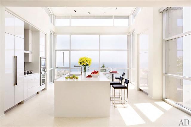 cocina blanca de diseno chicanddeco