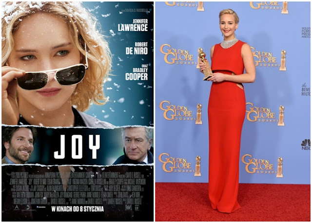 Jennifer Lawrence w Joy