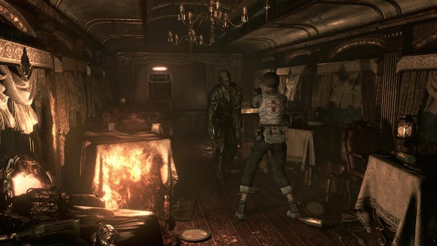 Resident Evil Zero HD Download Photo