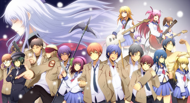 Angel Beats! BD Sub Indo