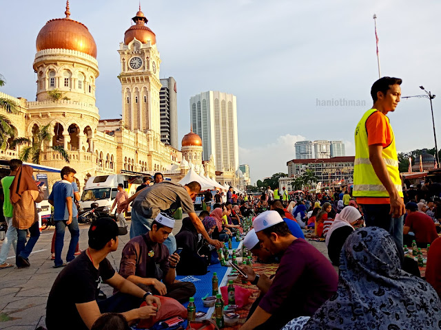 IFTAR@KL 2018 anjuran JKKN