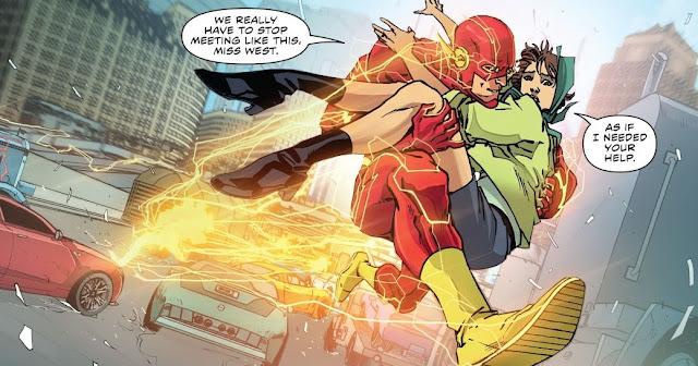 Apa Saja Kekuatan The Flash? - Bagian 1