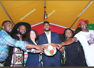 Falz , Femi Adebayo, Joseph Yobo Bag An Endorsement Deal With Trophy Lager